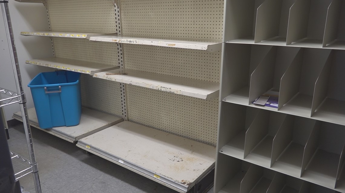 Sumter United Ministries receives special donation when overflow pantry left empty