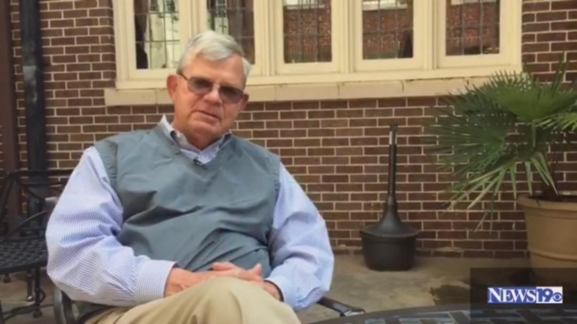 Longtime South Carolina AD McGee dies at 80