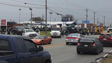 Two killed in accident near Williams-Brice stadium identified