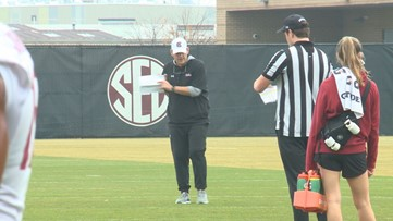 New assistants make their debut at USC spring practice