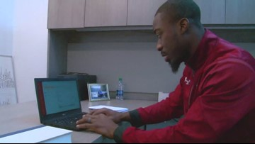 Marcus Lattimore finds his calling in position with USC Football