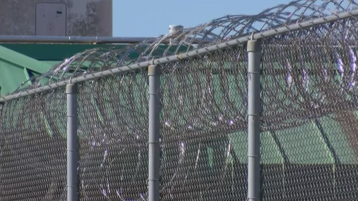 Officer locked in cell by inmates at high security South Carolina prison