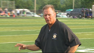 Longtime coach is back in the Midlands