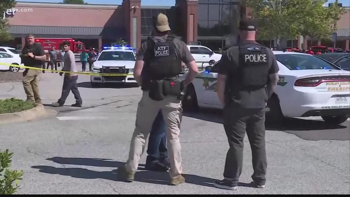 Tennessee Kroger shooting leaves 1 victim dead, 12 injured; suspect also killed