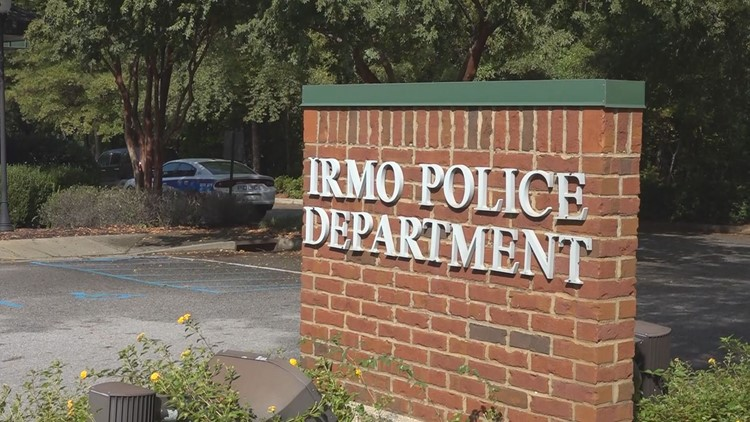 'I can't imagine doing anything else': Irmo Police officer anxious to get back after injury