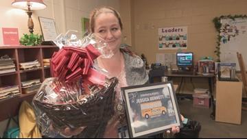 News19 Teacher of the Week: Jessica Bennett