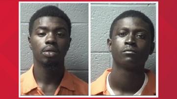 Two men charged with murder in Orangeburg