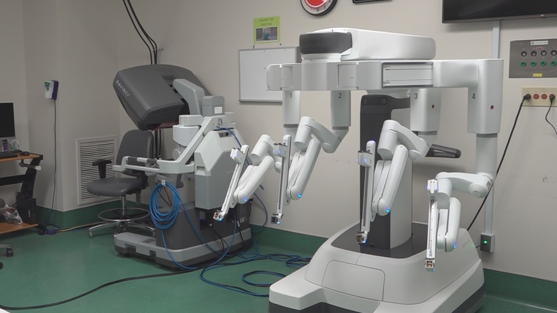 Robotic surgery assistant now option for Prisma Health Tuomey patients