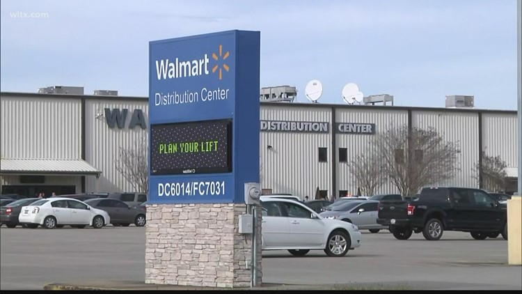 Walmart to build new $450 million distribution center in Upstate, create 400 new jobs
