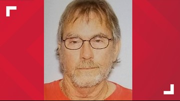 Missing, endangered man in Kershaw County