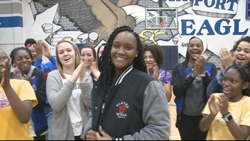 Caliegh Corbitt is the News19 Player of the Week