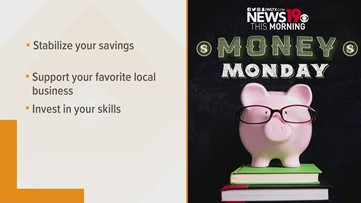 Money Monday: 3 plans for your stimulus check