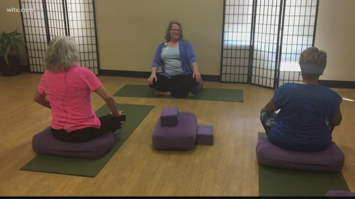 Buddy Call 19: Yoga can help focus mind & body