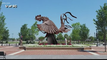 Trustees update process for giant Gamecock, A'ja Wilson statue
