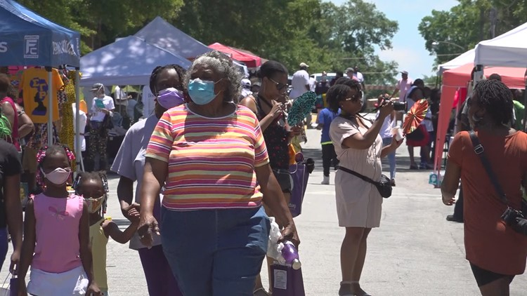 SC Juneteenth Freedom Fest set for Saturday in Columbia