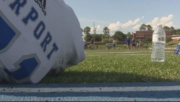 New technology helps high school football teams navigate the heat