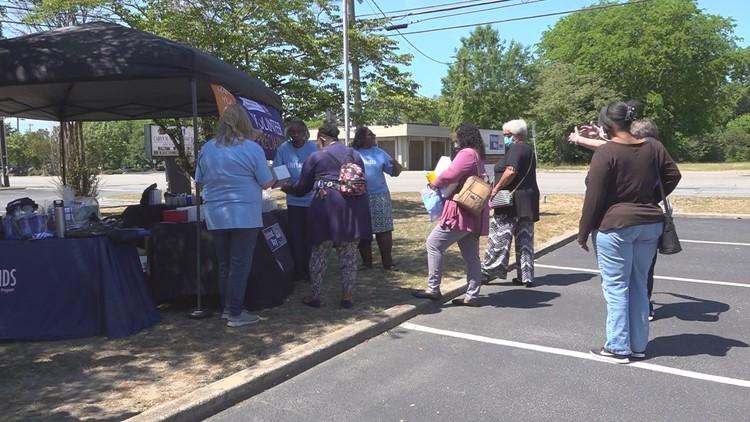 Sumter-area United Way volunteers recognized at appreciation event