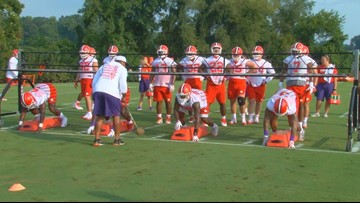Rebuilt defensive line to debut Thursday night in Death Valley