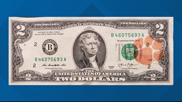 Clemson $2 bills spotted in New Orleans for National Championship