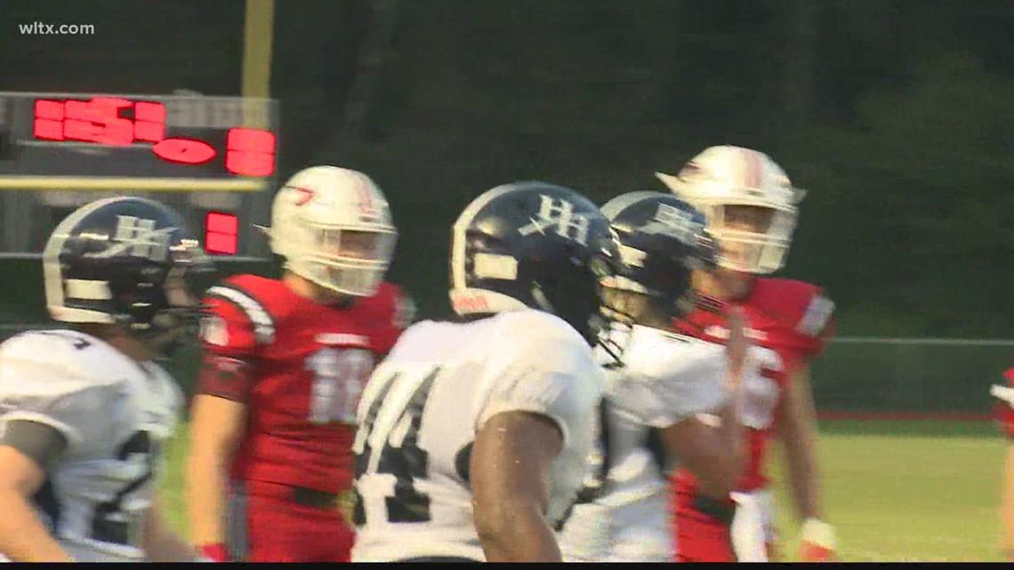 Heathwood Hall defensive lineman will play at Tennessee