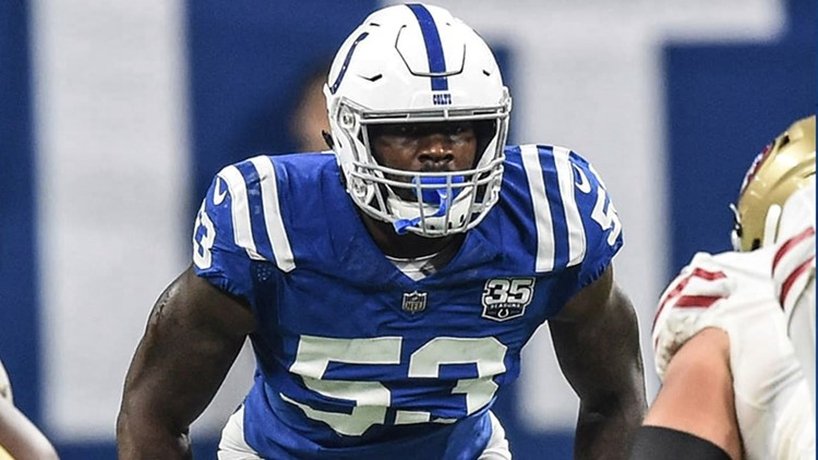 Darius Leonard gets paid! S.C. State Alum gets richest Linebacker contract in history