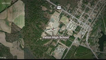 Student threatened to kill teacher at middle school, had weapon, deputies say