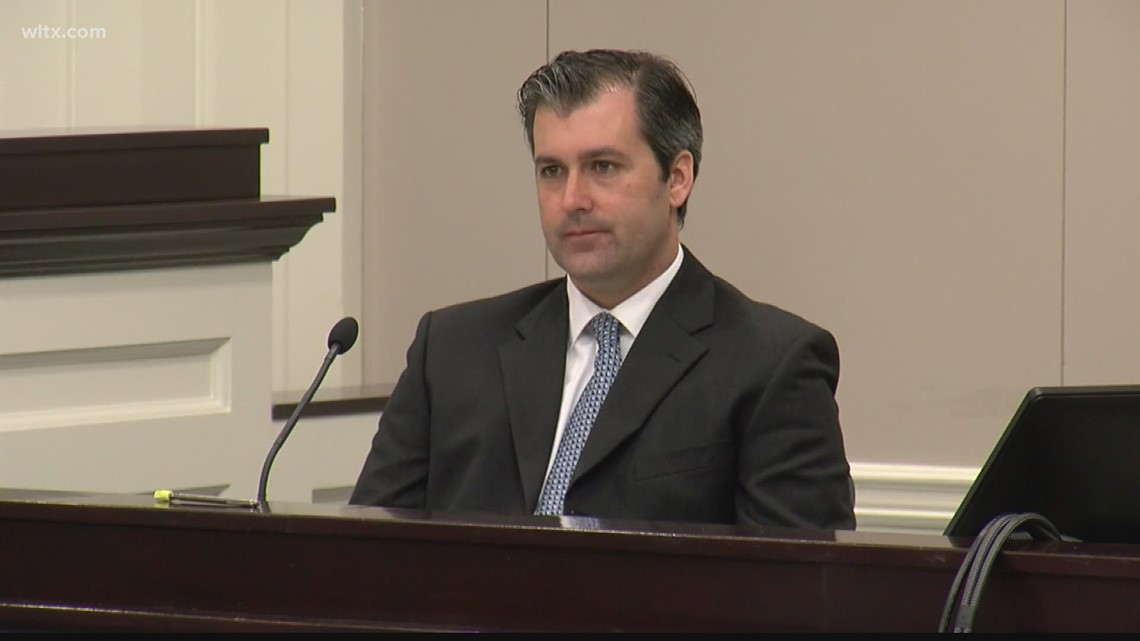 Former North Charleston police officer accused of killing Walter Scott wants sentence changed