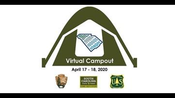 South Carolina Parks host virtual camp out