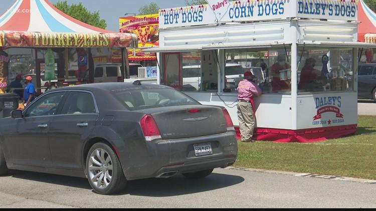 Get a taste of the SC State Fair at drive thru this week