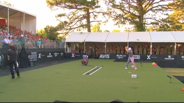 World Long Drive Tour puts on a show at Fort Jackson