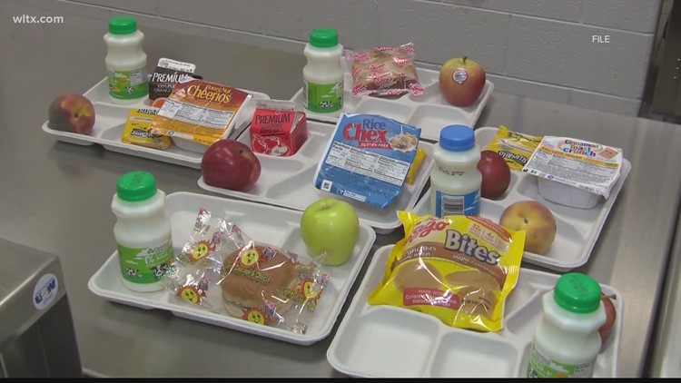 These Midlands school districts are participating in the USDA's summer food program for children