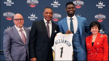 Zion comes to New Orleans with a message