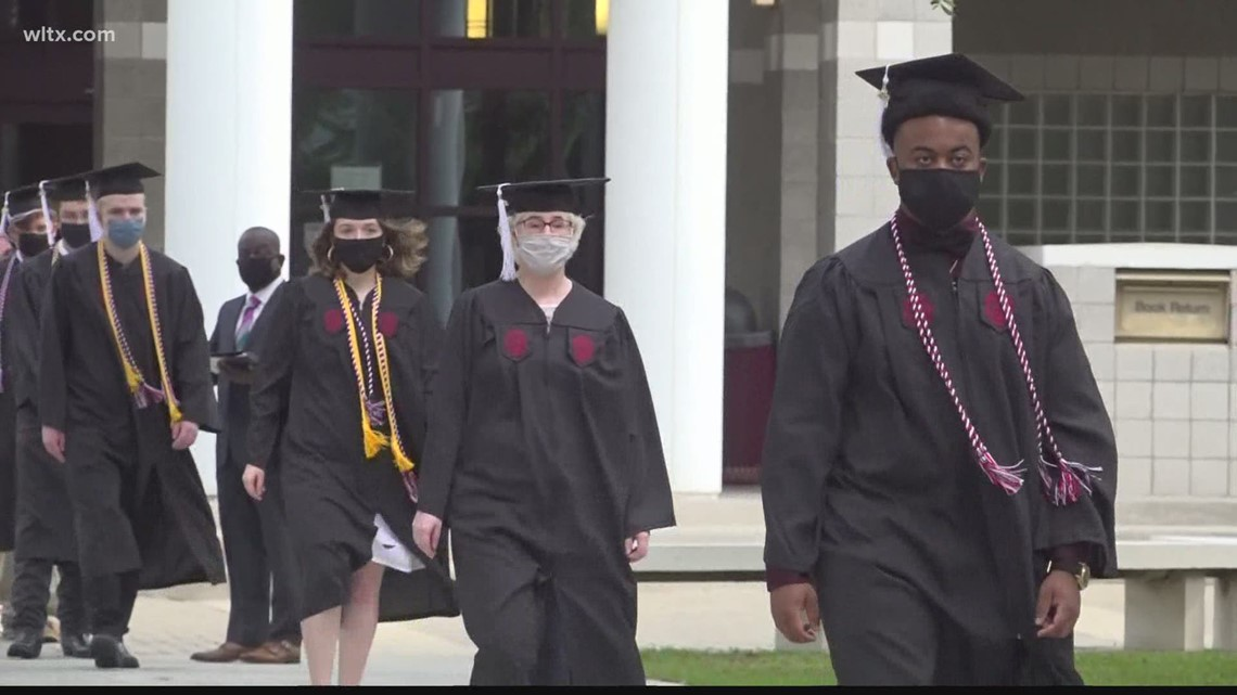 USC Sumter holds graduation ceremonies