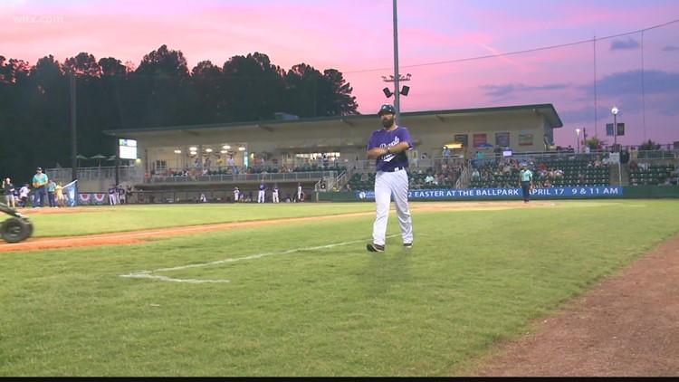 Purple Martins 4, Spartanburg 3
