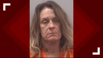 Woman stabbed relative after argument over money, deputies say