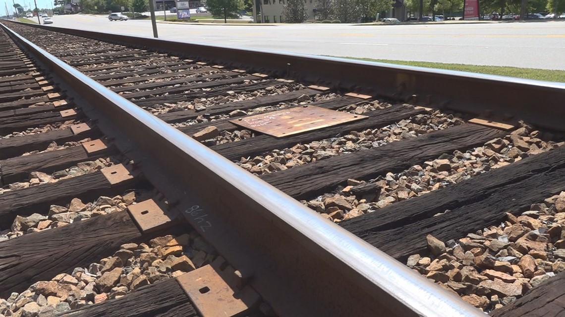 Rail Safety Week brings increased police presence to tracks in Irmo