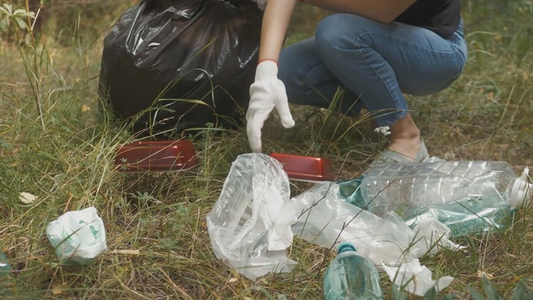 Sumter County hosting community clean up days to clear litter; volunteers asked to join