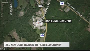 250 New Jobs Headed to Fairfield County