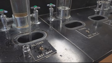West Columbia officials weigh in on dirty taste and smell of water