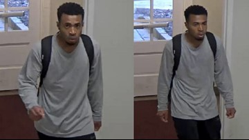 Suspect accused of touching USC women in bathroom identified