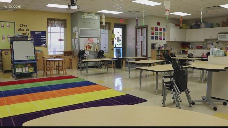 Lexington One reports more COVID-19 cases than all of last school year