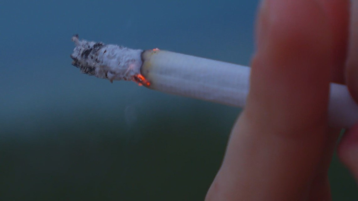 Smokers included in Phase 1C of vaccine eligibility - WLTX.com