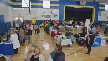 12th annual Lexington Health and Safety fair this Saturday