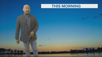 Efren Afante's Weekend Forecast - January 11, 2019