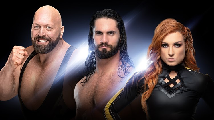 WWE Raw coming to  Columbia for live show