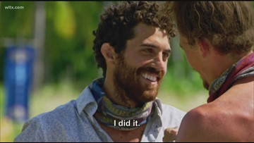 "SC native wins ""Survivor: Edge of Extinction"""