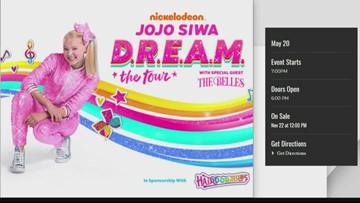 Nickelodeon Star Jojo Siwa coming to Columbia for concert