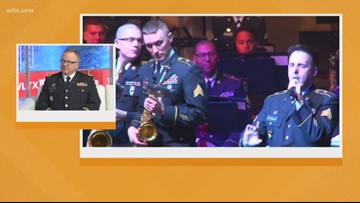 Ft. Jackson Army Band to Perform Holiday Favorites at Christmas Concert