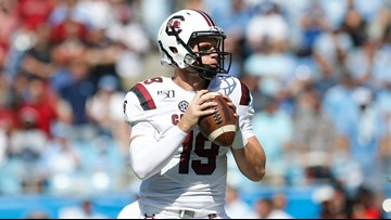 Ex-Gamecock QB Jake Bentley to play for Utah