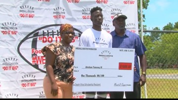 WeBall4Destin Football Tournament In Sumter Gives Out Two Scholarships